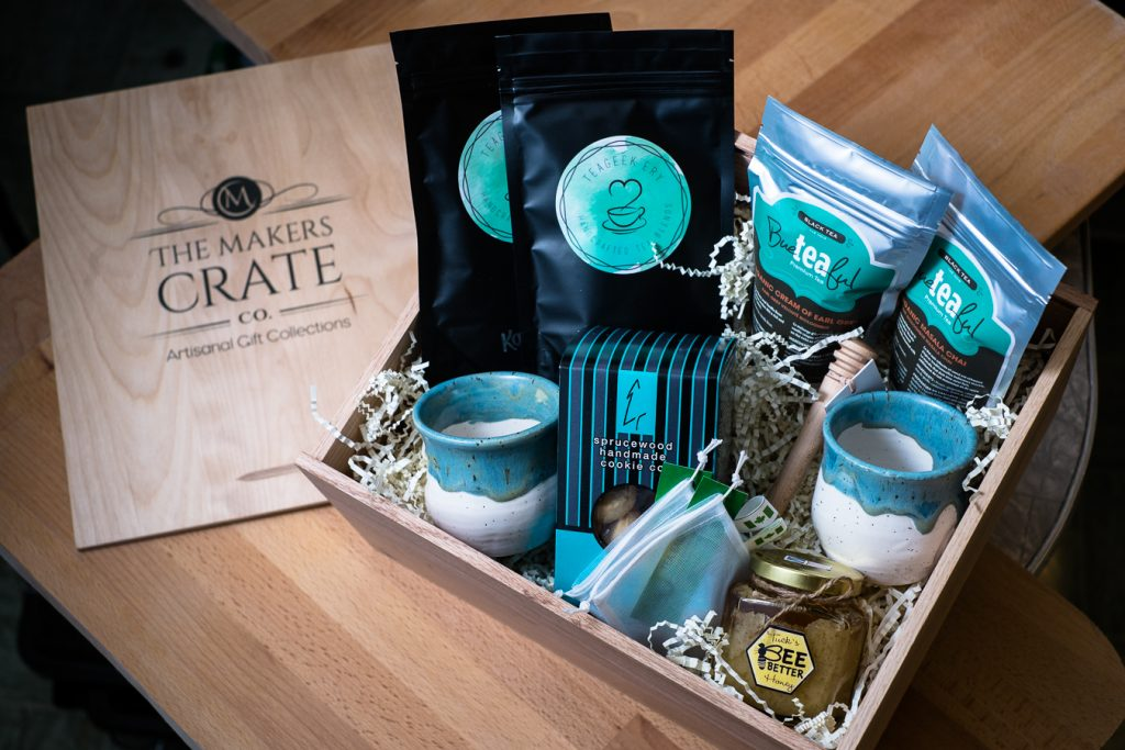 The Makers Crate Company - Steeped Crate