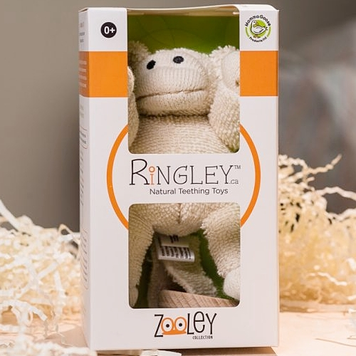 Ringley - Natural Teether