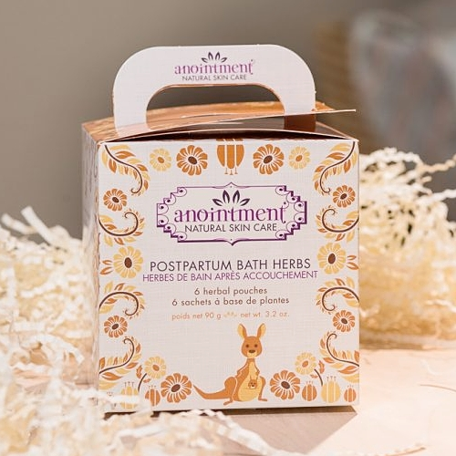 Anointment – Postpartum Bath Herbs