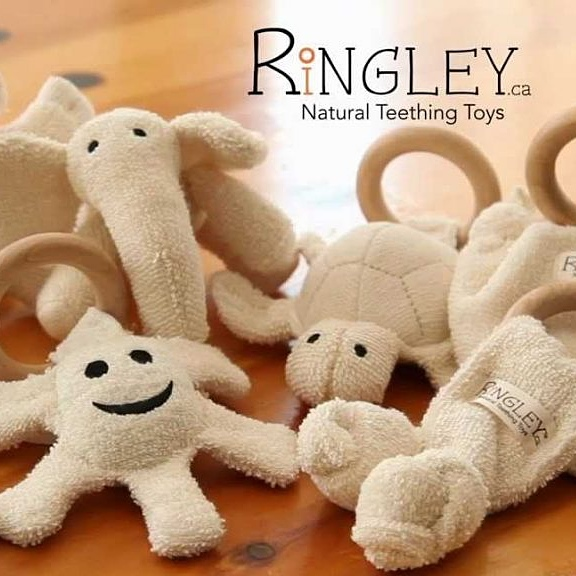 RiNGLEY - Maker at The Makers Crate Company