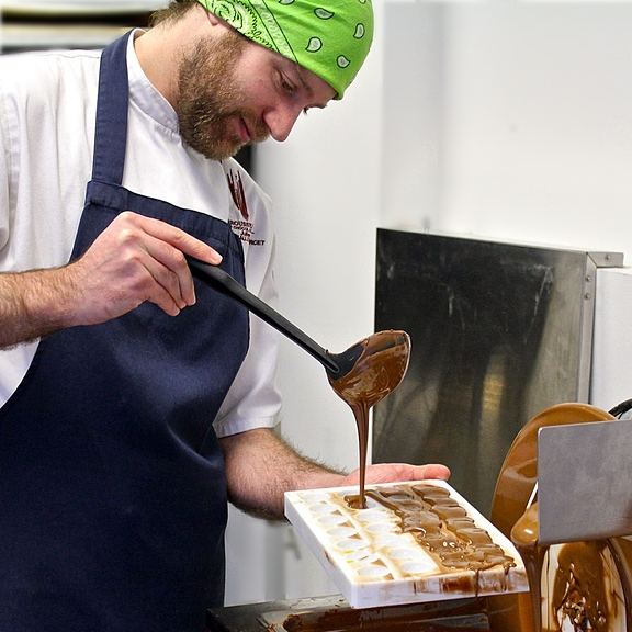 Rousseau Chocolatier - Maker at The Makers Crate Company