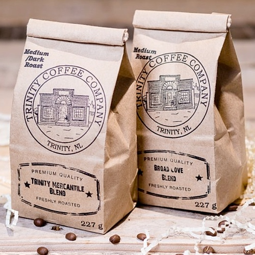 Trinity Coffee Company - Small Batch Roast-On-Demand Coffee – Broad Cove Blend and Trinity Mercantile Blend