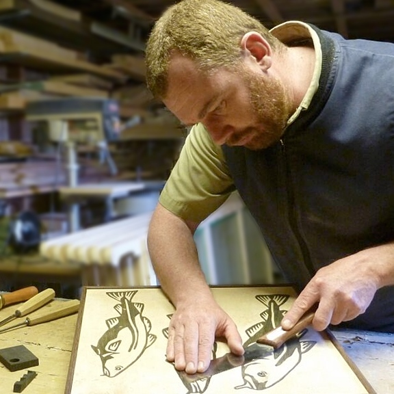 The Green Cod -Denis Abrard - Maker at The Makers Crate Company