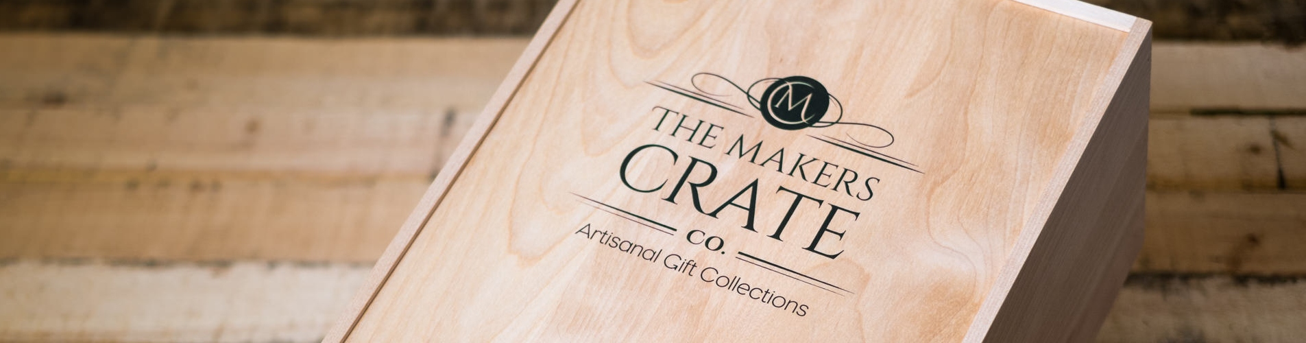 The Makers Crate Company - unique handmade gift options