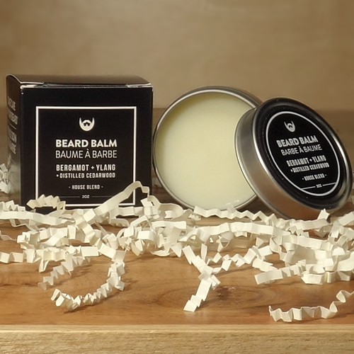 Always Bearded Lifestyle - Beard Balm
