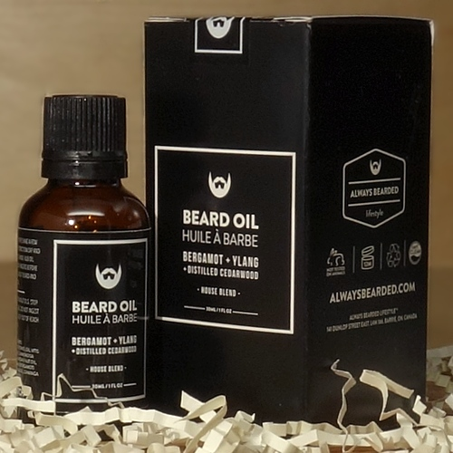 Always Bearded Lifestyle - Beard Oil