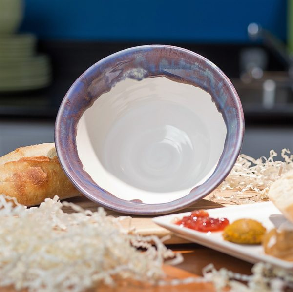 Pottery With Purpose - Round Serving Bowl