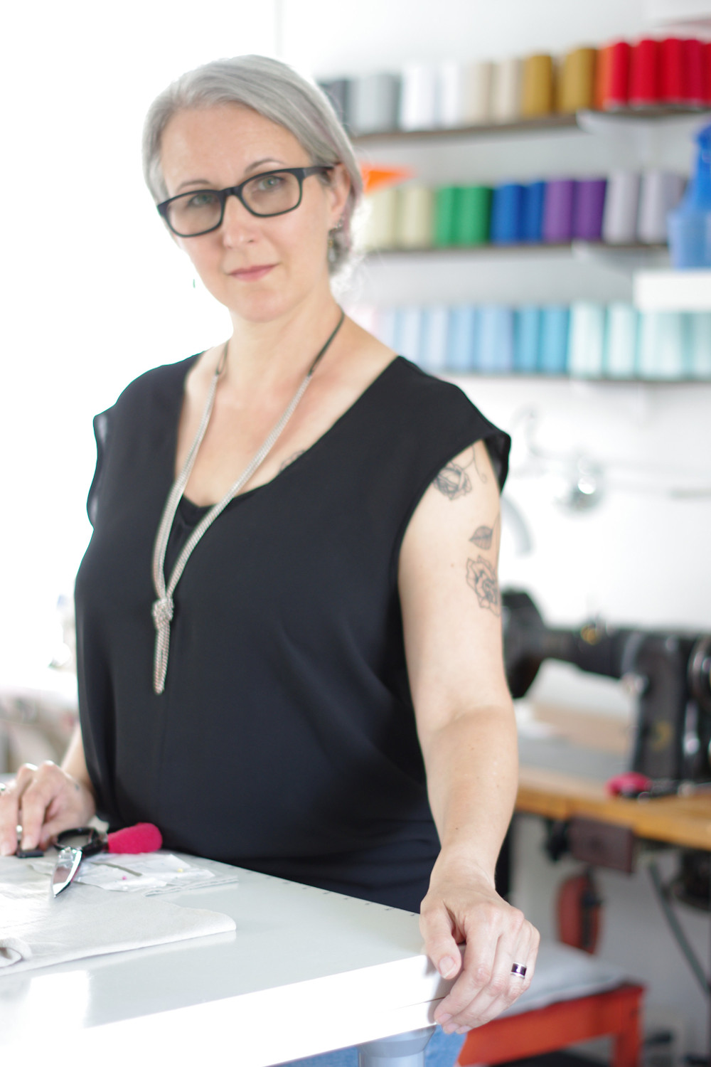 Catherine Soucy - Maker at The Makers Crate Company