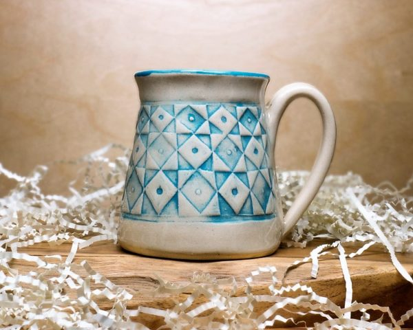 Stefanie Smith Ceramics - Trigger Mug