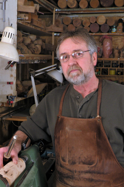 Larry Cluchey - Maker for The Makers Crate Company