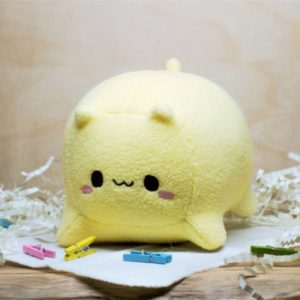 Plush Cat Cube - Stephanie Wan