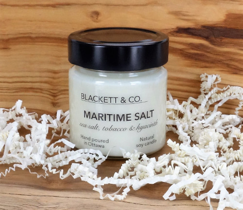 Blackett & Co - Maritime Salt - Soy Candle