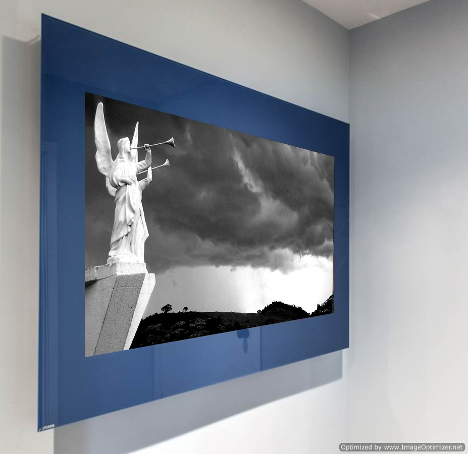 blue-glass-tv-art