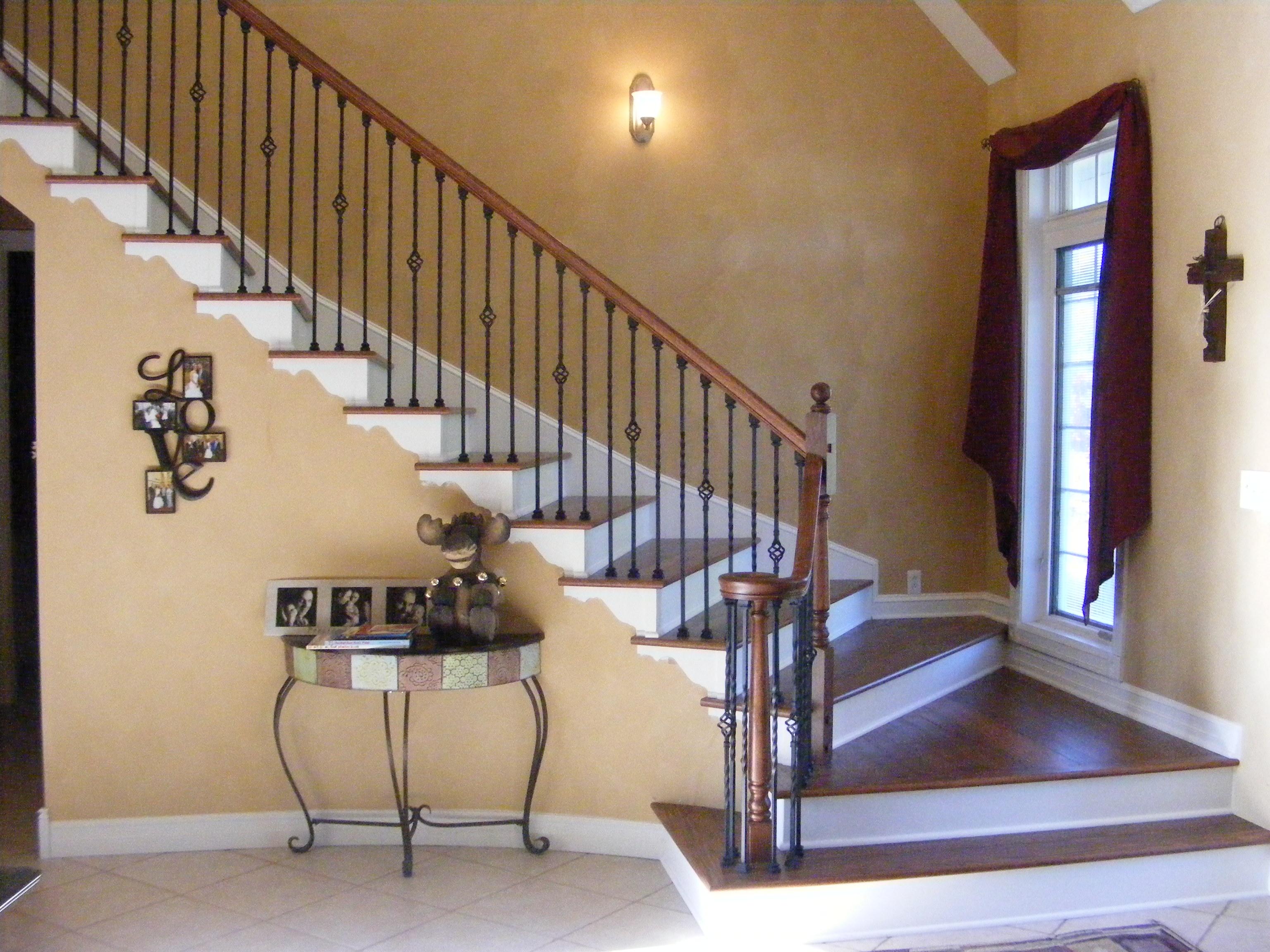 F-Custom Stairrail Carleton