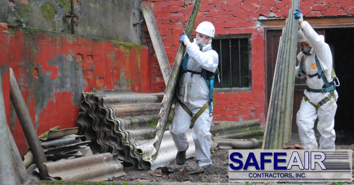 3 Things to Consider When Hiring an Asbestos Abatement Company