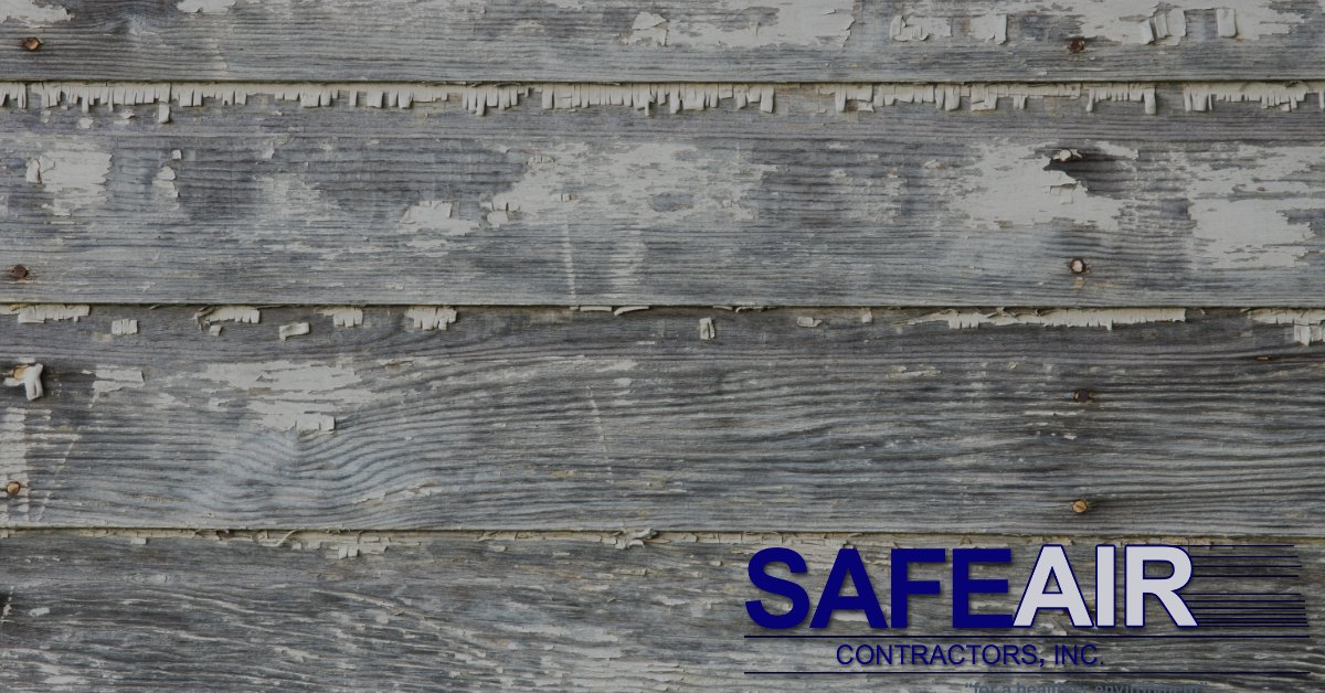 What does a Lead Abatement Company like SafeAir Contractors Do?