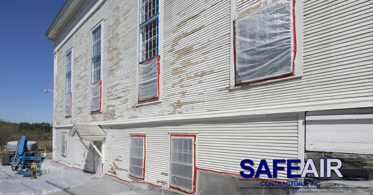 How to Find the Best Lead Paint Abatement Company