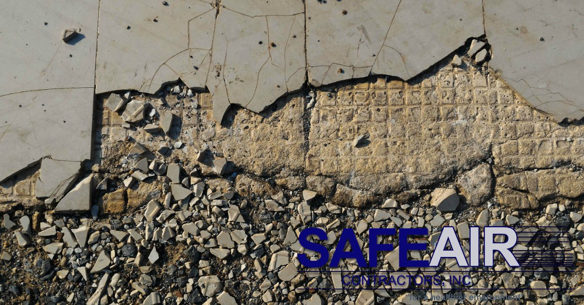 Removal of Asbestos Floor Tile and Why It's Best for Your Health