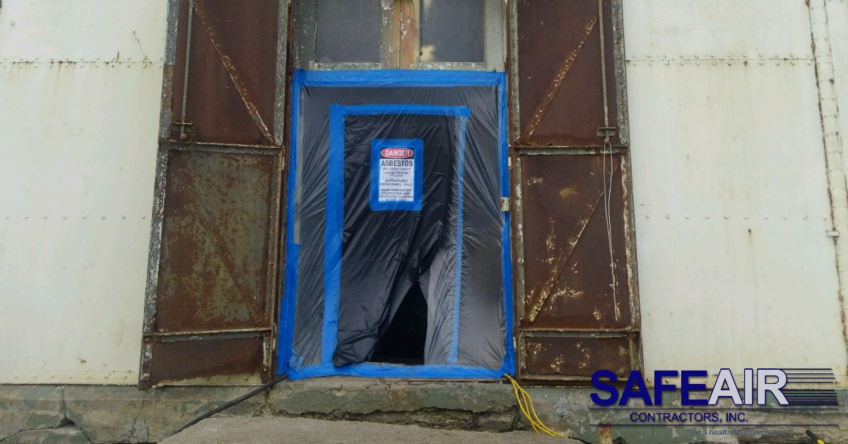 Is Asbestos Duct Work More Common in Commercial or Residential Buildings?