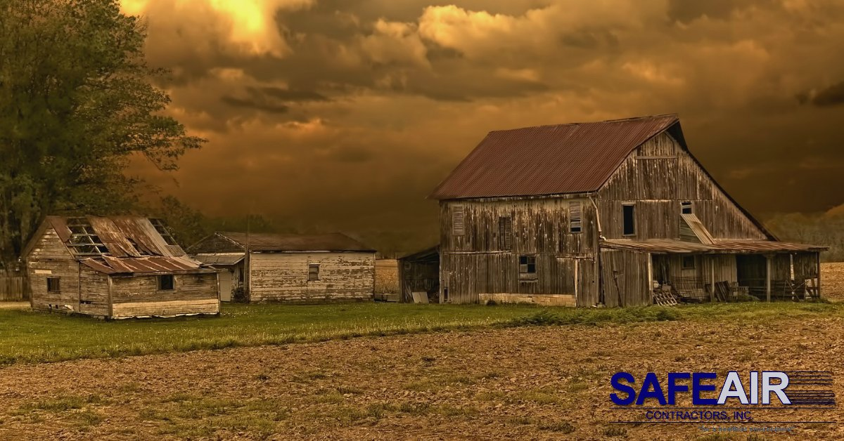 Asbestos Removal Ohio: SafeAir Contractors Has Over 28-Years of Abatement Experience