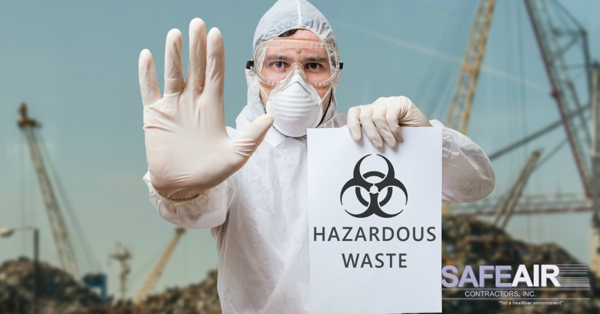 Ohio Hazardous Waste Disposal