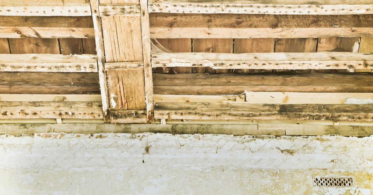 Asbestos Ceiling Concerns: What You Should Know