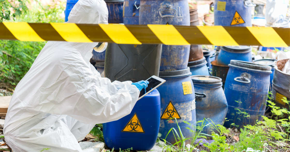 ohio hazardous waste regulations