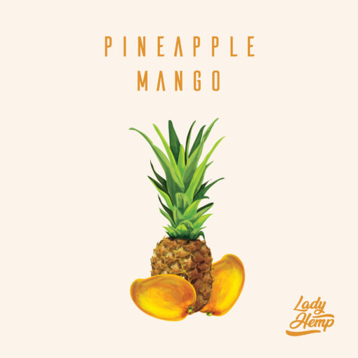 pineapple mango by lady hemp