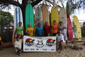 2010 Kimo's Surf Contest 1