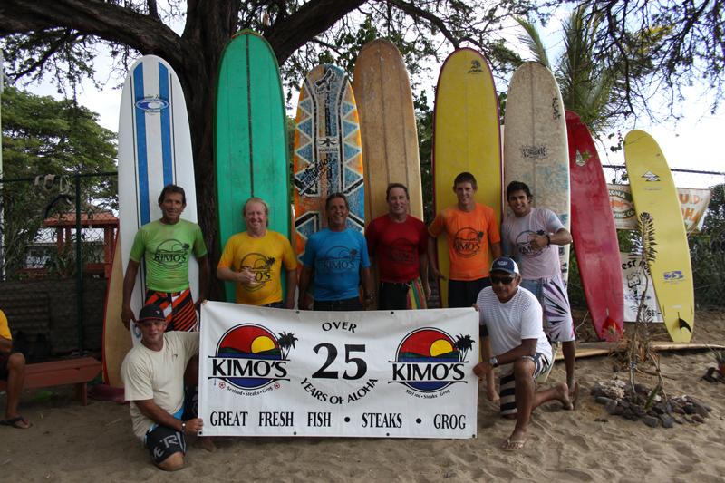 2010 Kimo's Longboard Contest 1