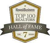 Hawaii Business award