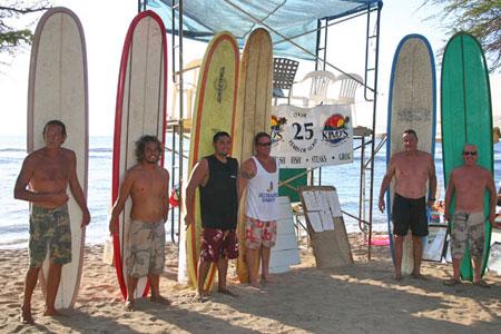 2005 Kimo's Mala Wharf Longboard Contest 2
