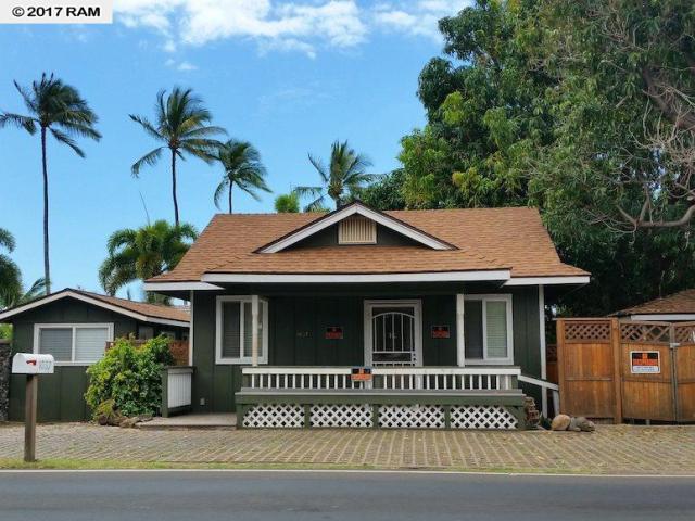1057 FRONT ST Lahaina, Hawaii 96761