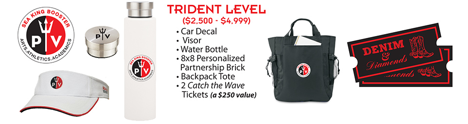 PV Booster Club Trident Level