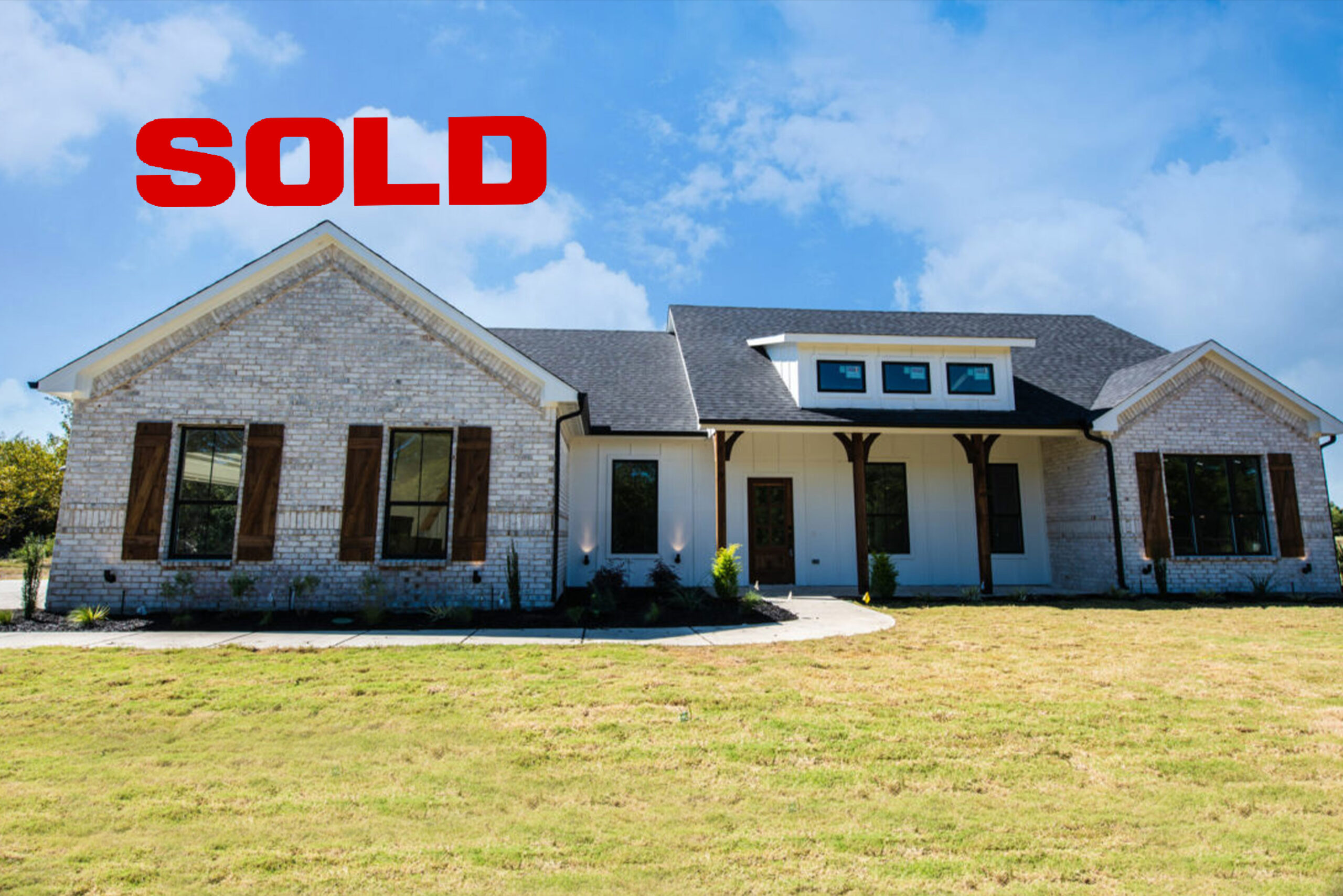 22055 CR 324  Poetry, TX 75160 SOLD