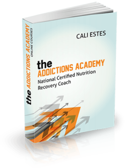 Nationally Certified Nutrition Recovery Coach