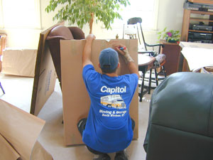 Residential Movers CT