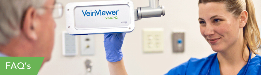 Christie Medical VeinViewer FAQs