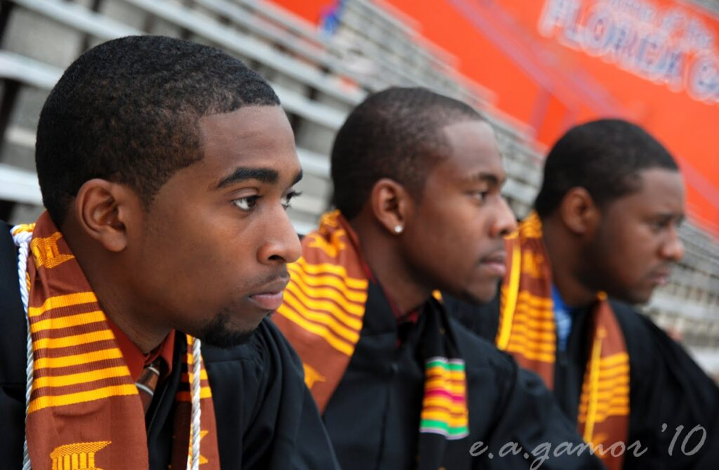 UF Graduation, members of Iota Phi Theta Fraternity, Inc. May 2010 - Photographer Emmanuel Agbeko Gamor