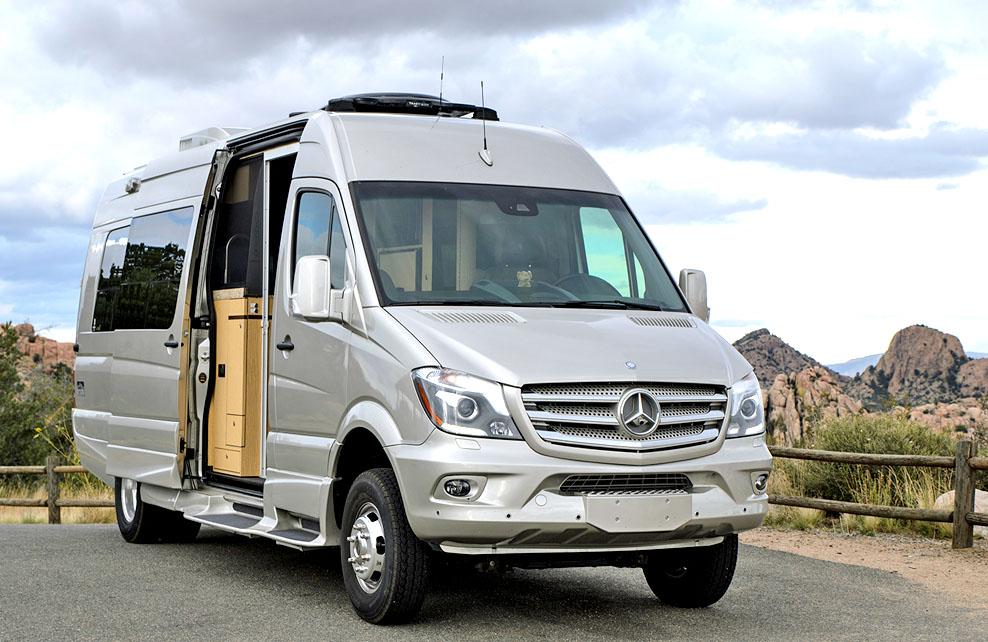 Advanced RV Mercedes Sprinter Van