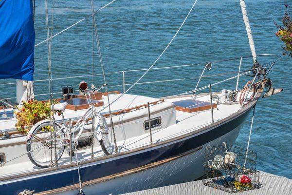 Photo of Luxury sailboat