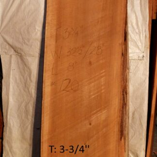 Western Red Cedar 3.75 in X 30 in X 8'