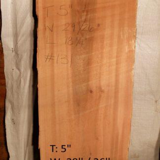 Western Red Cedar 5 in X 28 in X 6'