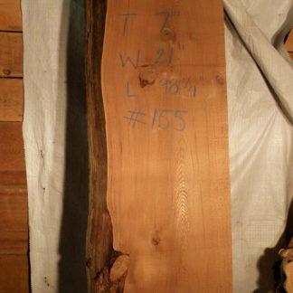 Western Red Cedar 7 in X 21 in X 8'