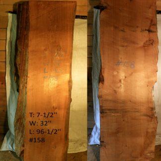 Western Red Cedar 7.5 in X 32 in X 8'