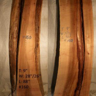 Western Red Cedar 9 in X 27 in X 7'