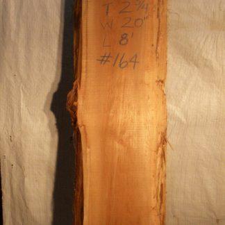 Western Red Cedar 2.75 in X 20 in X 8'