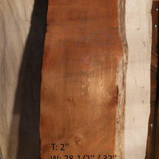 Western Red Cedar 2 in X 30 in X 8'