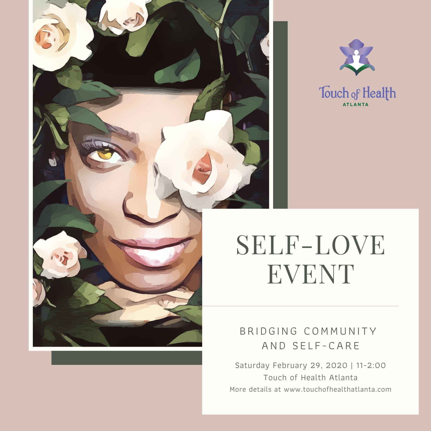 Sandy Springs, Georgia, atlanta, events,Self-care,