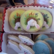 Easter Shortbread Cookies
